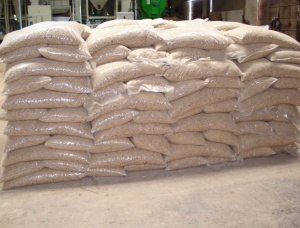 Wood Pellets 6 mm x 11 mm