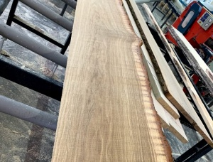 Oak Flitch 30 mm x 600 mm x 3000 mm