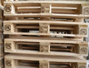 1st Grade Used EPAL Euro Pallets 47 in