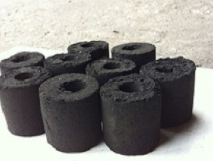 Eucalyptus Wood charcoal 15 mm