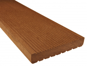 Kapur Anti-slip decking 25 mm x 145 mm x 4800 mm