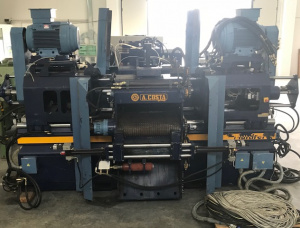 Multiple Edging/ripping saw  COSTA  Multiref / 6 - 750