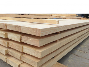 21 mm x 120 mm x 3600 mm KD S4S Heat Treated Scots Pine Lumber