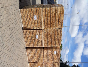 Eucalyptus Pallet timber 17 mm x 120 mm x 2 m