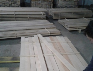 25 mm x 100 mm x 1800 mm KD S4S  Birch Lumber