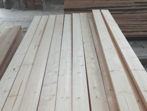 22 mm x 100 mm x 3000 mm KD Heat Treated European spruce Lumber