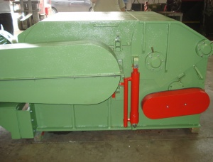 Chipper (grinder) Ferrari 250x900 mm