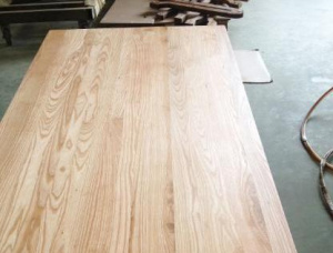 8 mm x 1200 mm x 3000 mm KD S4S Heat Treated White Ash Lumber