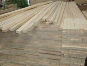 30 mm x 36 mm x 2440 mm KD S4S Heat Treated Eucalyptus Lumber