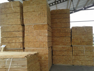 Scots Pine Pallet timber 20 mm x 95 mm x 1200 mm