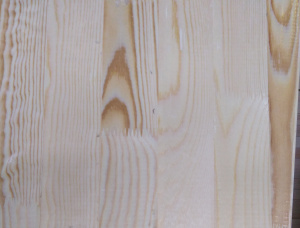 Siberian Pine 1 Ply Solid Wood Panel 40 mm x 300 mm x 2000 mm