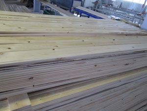 KD Scots Pine Wooden Cladding 17 mm x 140 mm x 3000 mm