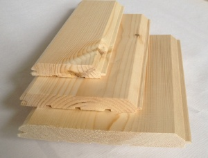 KD Siberian spruce Tongue & Groove Paneling 20 mm x 180 mm x 3000 mm