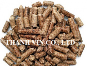 Eucalyptus Wood Pellets 6 mm x 20 mm