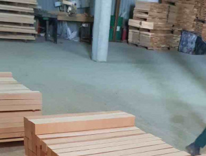 50 mm x 250 mm x 500 mm KD Pressure Treated Beech Furring strip board