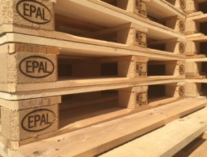 SPF EPAL Pallets 800 mm x 1200 mm