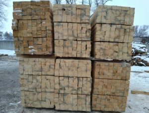 SPF Sawn Timber AD 69 mm x 93 mm x 2400 mm