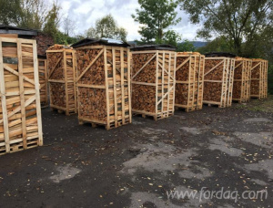 Birch Firewood cleaved 33 mm x 19 mm