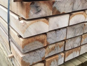 Sleepers Oak KD 100 mm x 200 mm x 2400 mm