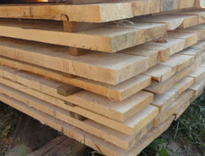 50 mm x 150 mm x 6000 mm Spruce-Pine (S-P) Half-Edged Board