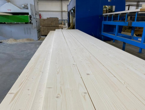 Straight Glulam Beam European spruce 250 mm x 90 mm x 6 m