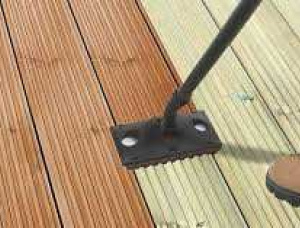 Wood Decking Oil