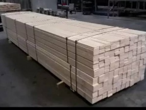 50 mm x 150 mm x 6000 mm KD Heat Treated Oak Lumber