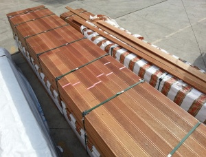 Merbau Decking KD 19 mm x 90 mm x 5700 mm