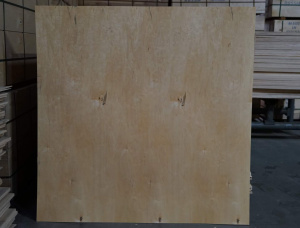 NS Birch Interior Plywood 1525 mm x 1525 mm x 12 mm