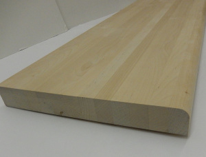 Birch Stair treads 40 mm x 300 mm x 800 mm