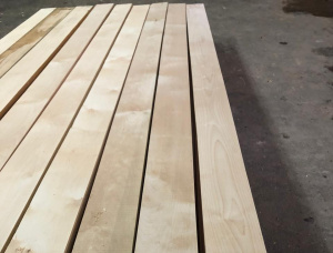 25 mm x 100 mm x 3000 mm KD S2S  Birch Lumber