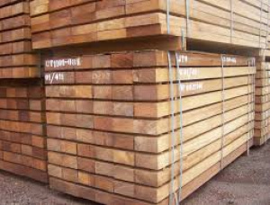 40 mm x 110 mm x 5500 mm KD S4S Heat Treated Scots Pine Lumber