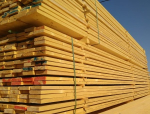 Contstruction timber