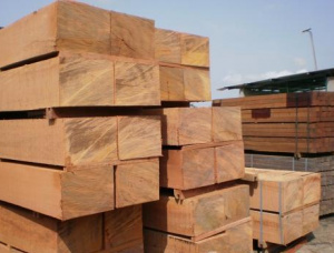 12 mm x 20 mm x 3000 mm AD S4S Heat Treated Teak Lumber