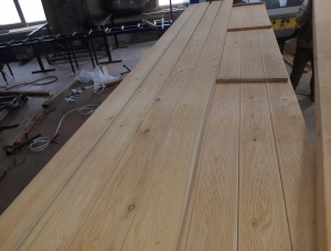 27 mm x 140 mm x 6000 mm KD S4S Pressure Treated Siberian Larch Lumber