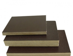 Filmfaced commercial plywood 25 mm x 1220 mm x 2440 mm