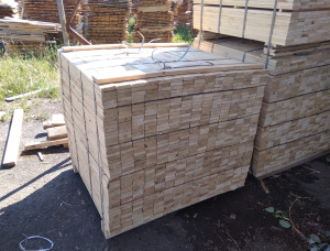 Scots Pine Pallet timber 14 mm x 72 mm x 2100 mm