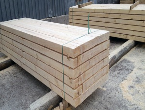 25 mm x 50 mm x 5000 mm KD Heat Treated Sycamore maple Joinery lumber