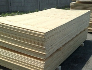 NS Birch Exterior Plywood 2440 mm x 1220 mm x 18 mm