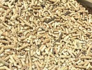 European spruce Wood pellets 6 mm x 20 mm