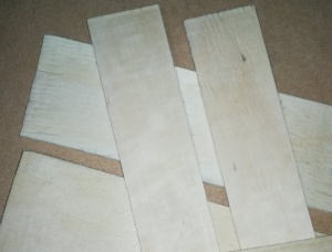 Birch Packaging timber 12 mm x 30 mm x 2000 mm