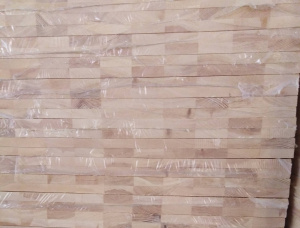 Siberian Pine 1 Ply Solid Wood Panel 18 mm x 600 mm x 3000 mm