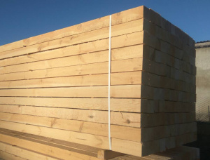 40 mm x 90 mm x 4000 mm GR  Scots Pine Post