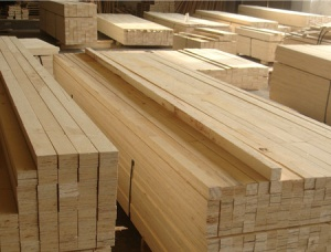 46 mm x 120 mm x 5000 mm KD ACQ Treated Spruce-Pine-Fir (SPF) Joinery lumber
