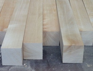 50 mm x 500 mm x 3000 mm AD  Birch Beam