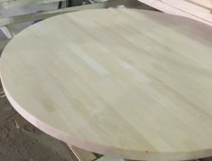 Birch Table top 28 mm x 700 mm x 1200 mm