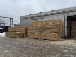 47 mm x 100 mm x 6000 mm European spruce Flitch