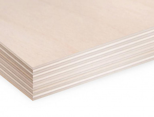 Sanded Birch Interior Plywood 1525 mm x 1525 mm x 21 mm