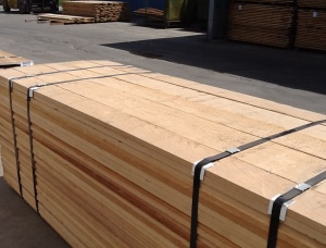 Lumber KD Oak 50 mm x 250 mm x 6 m