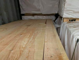 35 mm x 42 mm x 2100 mm KD S4S Heat Treated Scots Pine Lumber